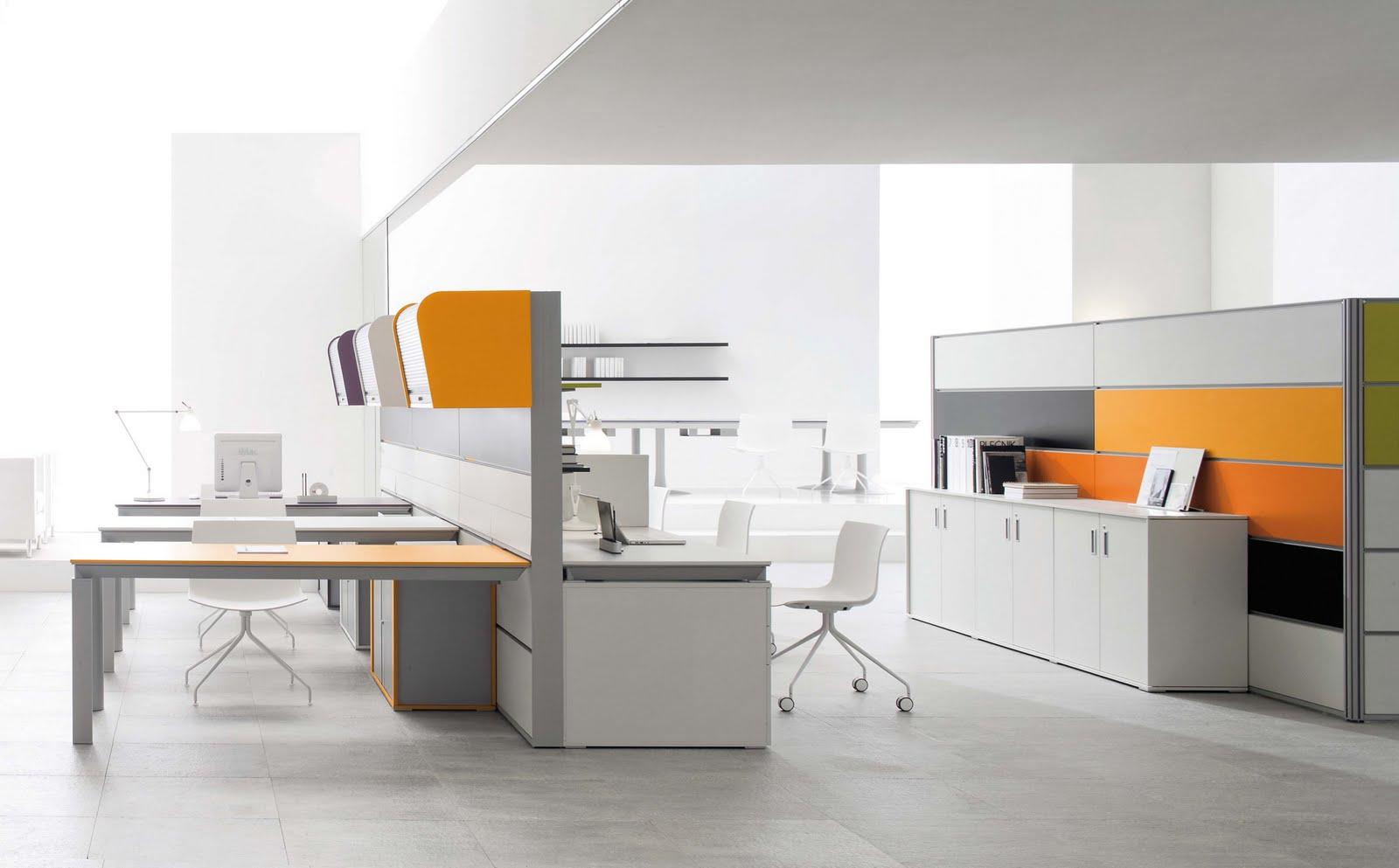 Modern Ofis Mobilyaları (1)