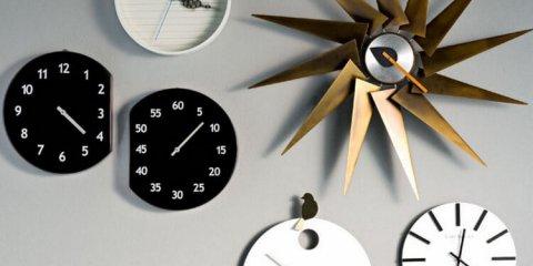 Tasarım Duvar Saatleri